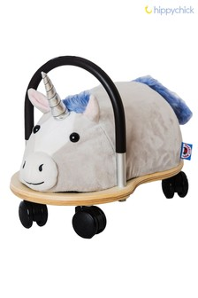 Plush Unicorn Wheelybug by Hippychick