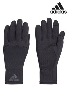 adidas Black Climaheat Gloves