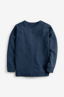 Long Sleeve Cosy T-Shirt (3-16yrs)