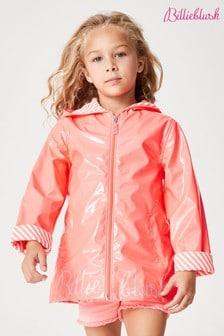Розовая блестящая куртка Billie Blush