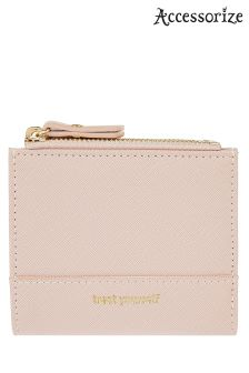 Accessorize Pink Treat Yourself Wallet