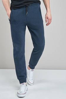 Мягкая меланжевые спортивные брюки