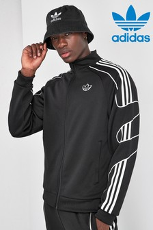adidas Originals Black Flame Strike Track Top