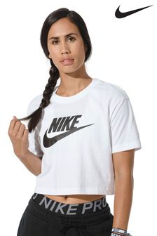 Nike Essential Futura Cropped T-Shirt