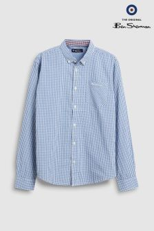 Ben Sherman Long Sleeve Check Shirt