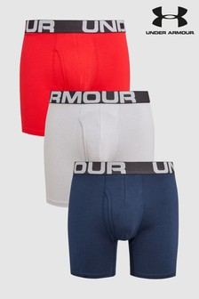 Lot de trois boxers Under Armour Charged