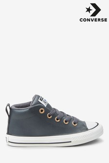 Converse Chuck Taylor All Star Mid Youth Trainers