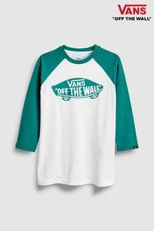b43111629f Older Boys Younger Boys tops Vans T-Shirts Tshirts