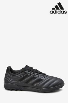 adidas Black Dark Script Copa Turf Football Boots