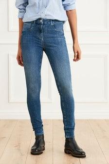 Супероблегающие джинсы 360°