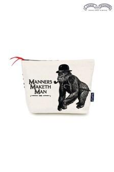 Chase & Wonder Made In England Canvas Washbag