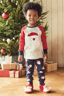 Santa Pyjamas (9mths-12yrs)