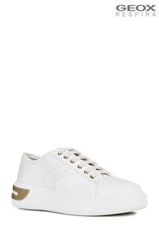 Geox White D Ottaya Shoe