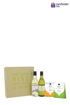 You Love White Wine Gift by Lanchester Gifts