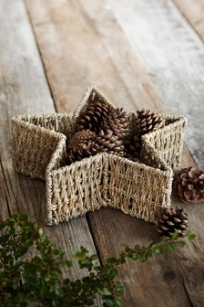 Seagrass Star Basket