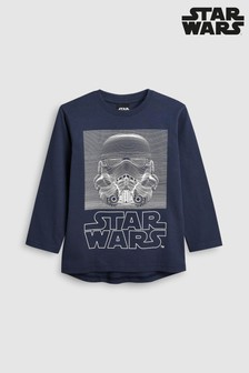 Star Wars™ Stormtrooper Langarm-T-Shirt (3-14yrs)