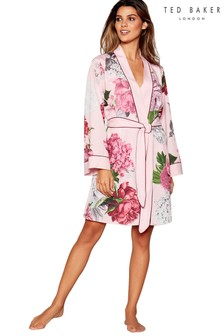e3d15b3d77 Buy Women s nightwear Nightwear Pink Pink Robes Robes from the Next ...