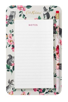 Cath Kidston® Badgers And Friends Magnetic To Do List