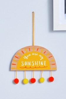 Sunshine Hanging Decoration
