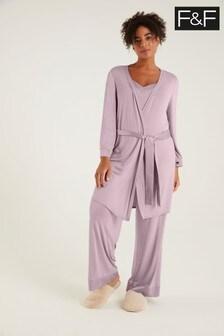 F&F Blush Pyjama Set