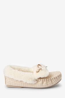 Mokasínové papuče