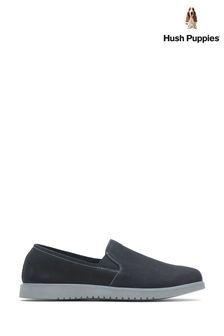 Hush Puppies Black Everyday Slip-On Shoes