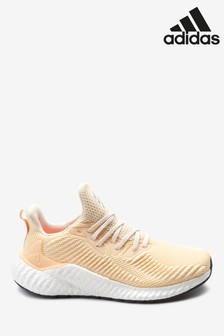 adidas Run Ecru AlphaBoost Trainers