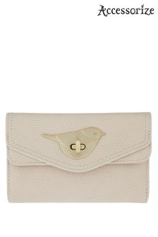 Accessorize Mink Chester Chubby Wallet