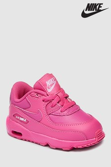 Nike Fuchsia Air Max 90 Infant