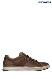 Skechers® Brown Moreno Windsor Shoe
