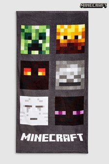 Minecraft Heads Towel