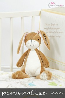 Personalised Guess How Much I Love You Large Hare by Signature PG