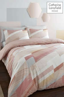 Catherine Lansfield Harley Duvet Cover and Pillowcase Set