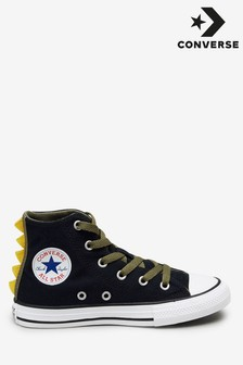 Converse Dino Chuck Taylor High Youth Trainers