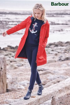 Barbour® Red Seafield Jacket