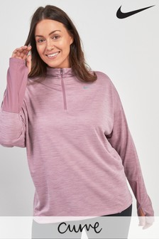 Nike Curve Pacer 1/4 Zip Top
