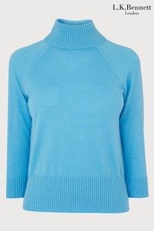 L.K.Bennett Brett Merino Sweater