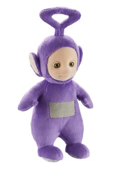 "Teletubbies Tinky Winky 8"" Talking Soft Toy"