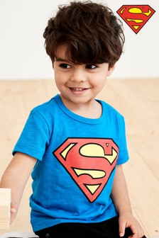 Superman T-Shirt (3mths-8yrs)