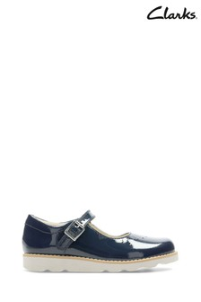 Clarks Blue Crown Jump K Shoe