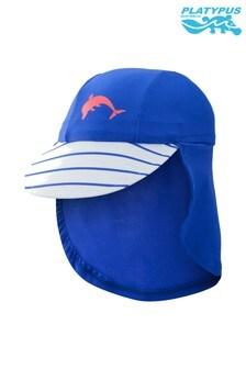 Platypus Australia UV Protection Blue Sun Cap