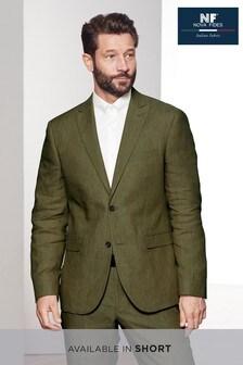 Signature Linen Suit