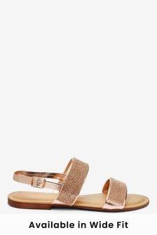 Chaussures Forever Comfort® à deux brides et bride arrière