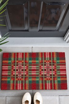Craft Check Doormat