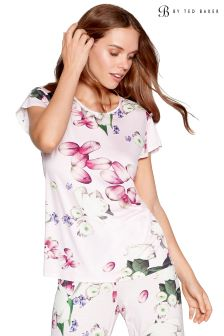 B by Ted Baker Pale Pink Kensington Floral Top