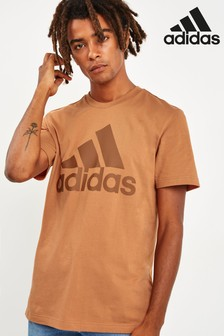 adidas Copper Must Haves Badge Of Sport T-Shirt