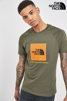 The North Face® Raglan Box Tee