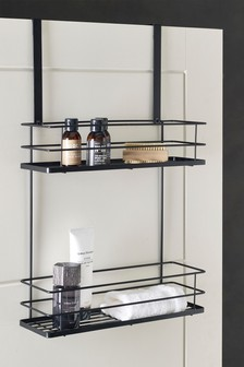 Overdoor Bathroom Shower Shelves