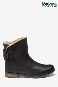 Barbour® Jessica Black Boots