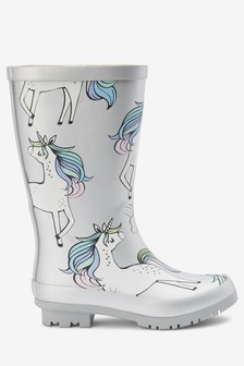 Unicorn Wellies (Older)
